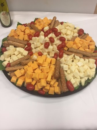 Coxsackie, NY: Cheese Platter for off premise catering