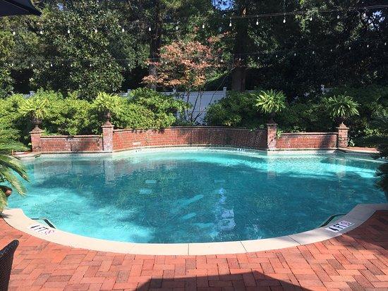 Aiken, Carolina Selatan: Wonderful relaxing pool.