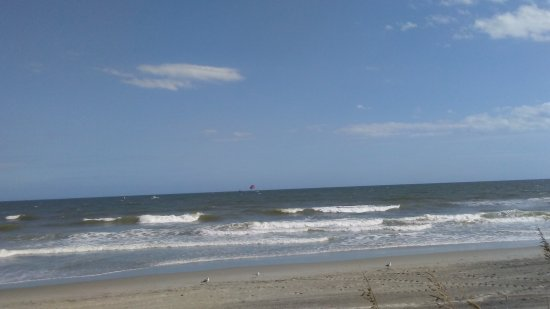 Westgate Myrtle Beach Oceanfront Resort: Beautiful beach
