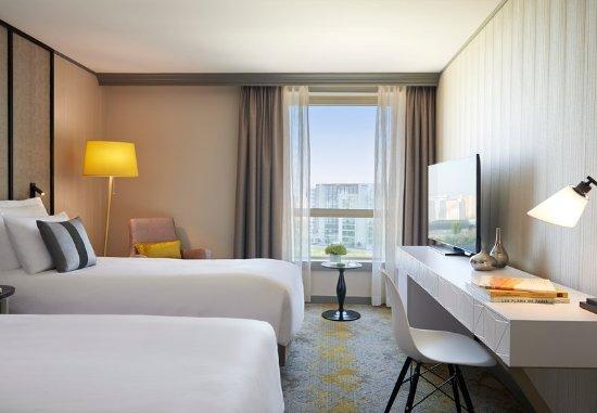 La Defense, Frankrijk: Deluxe Room - Twin Beds