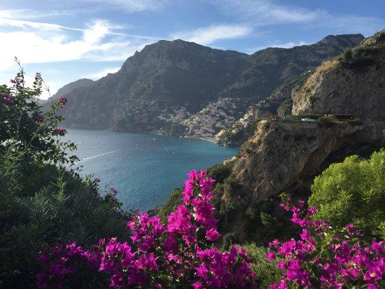Il San Pietro di Positano: Seriously....can't beat that view!