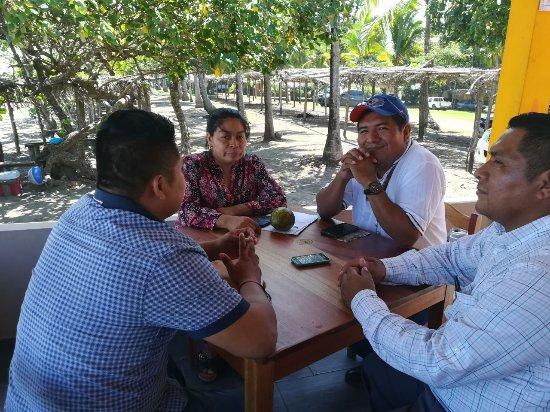 Playa Las Lajas, بنما: La Estrella del Pacifico
