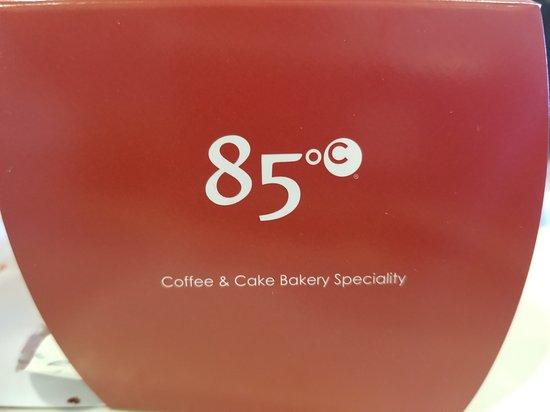 85 Degrees Bakery Cafe