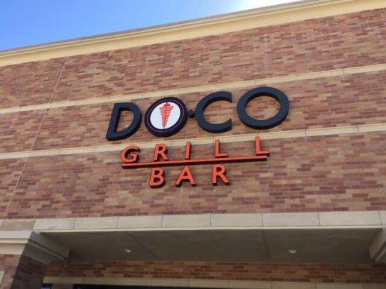 Katy, TX: DoCo Grill & Bar