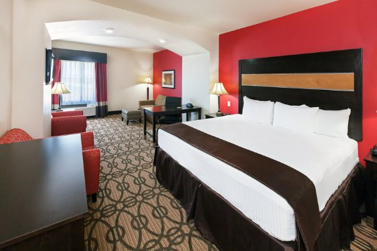 Pearsall, تكساس: Guest Room