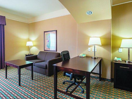 Port Lavaca, TX: Guest Room