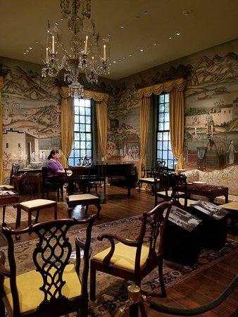 Winterthur, DE: entertainment room