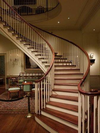 Winterthur, DE: spiral staircase