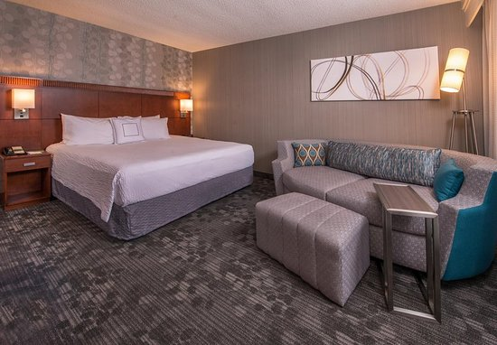 Columbia, MD: King Guest Room