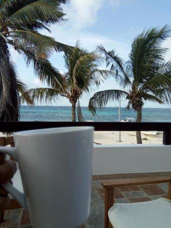 Posada Macanao Lodge: El cafecito de las mañanas