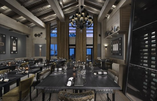 Restaurant La Cima - Picture of Le K2 Altitude, Courchevel - TripAdvisor