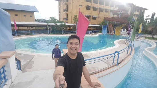 Second Pool Bild Fr N Acropolis North Water Camp Cabanatuan City Tripadvisor