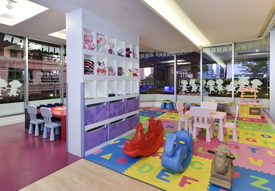 Sathorn Vista, Bangkok - Marriott Executive Apartments: Kids Club
