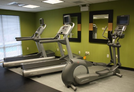 Morgantown, Virginia Occidental: Fitness Center