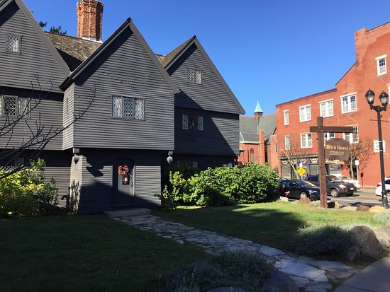The Witch House/Corwin House (Salem, MA): Top Tips Before ...