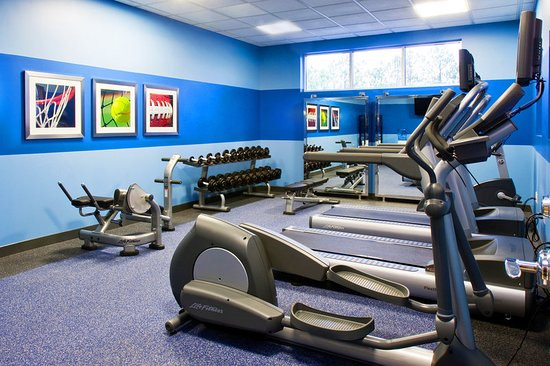 Morrisville, Carolina do Norte: Fitness Room 1