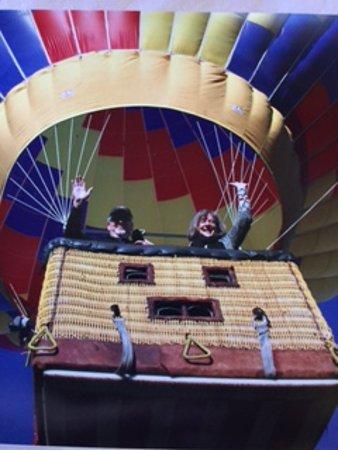 Rocky Mountain Balloon Adventures, LLC.: What a precious ride!!!