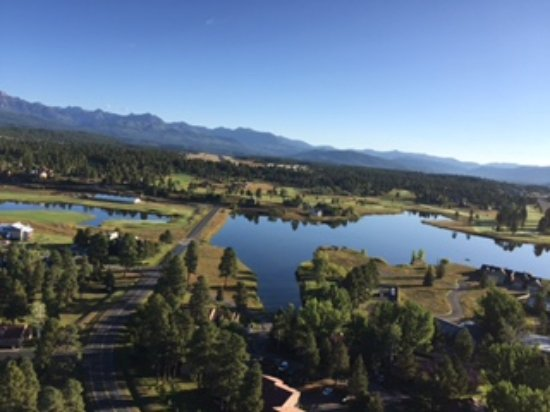 Rocky Mountain Balloon Adventures, LLC: Beautiful views!