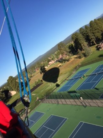 Rocky Mountain Balloon Adventures, LLC: Shadows....