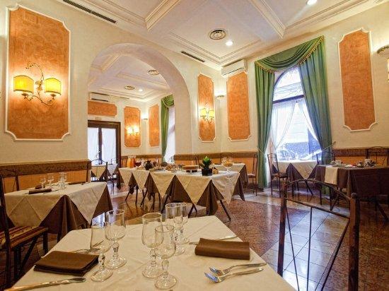 Creazzo, Italien: Restaurant