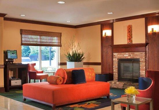 Kennesaw, GA: Lobby Sitting Area