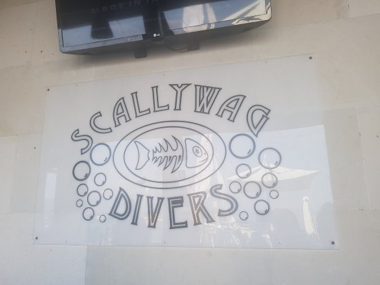 Scallywag Divers - Gili Trawangan