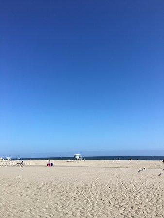 Santa Cruz Main Beach: 最高に気持ちのいいビーチ
