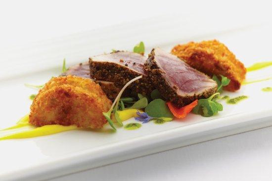 Le Westin Montreal: Restaurant Food