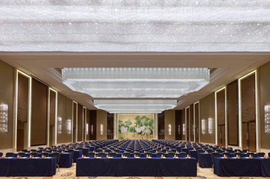 Daqing, Κίνα: Ballroom - classroom setup
