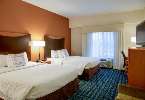 Lake City, FL: Queen/Queen Guest Room