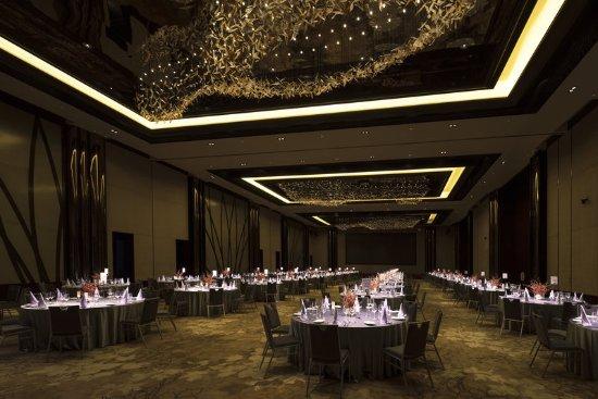 Changde, China: Grand Ballroom - Gala Dinner