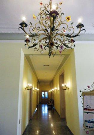 Continental Parkhotel: Lobby