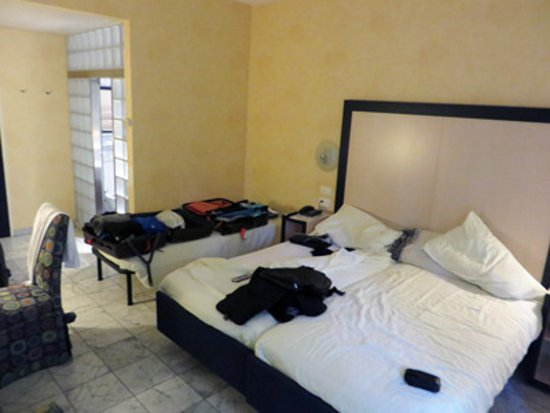 Continental Parkhotel : Room