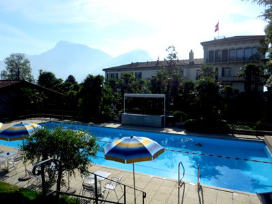 Continental Parkhotel: hotel pool