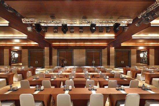Γουάνινγκ, Κίνα: Ballroom - classroom setup