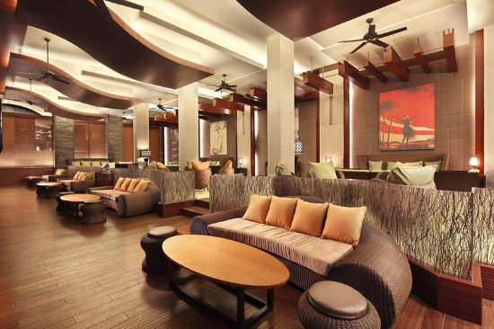 Γουάνινγκ, Κίνα: South Seas Terrace Bar