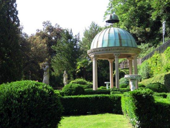 Parco Scherrer : temple of the sun