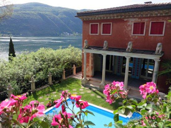 Parco Scherrer : mediterranean house