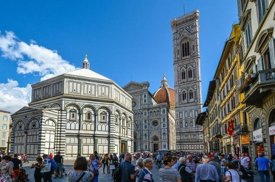 Tour privado: Florencia Full-Day en...