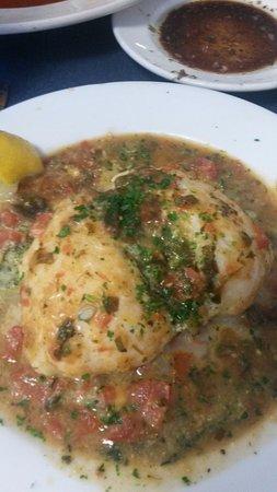 Chicken Santorini - Just Okay