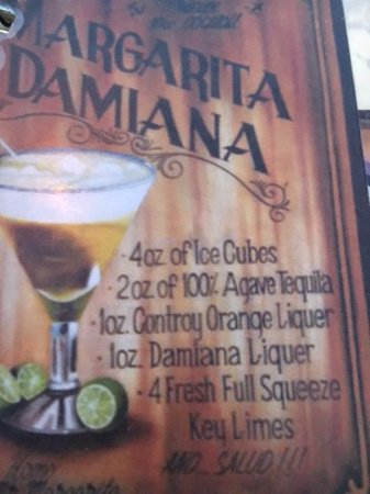 Tequila's Sunrise Bar & Grill: The Specialty of the House