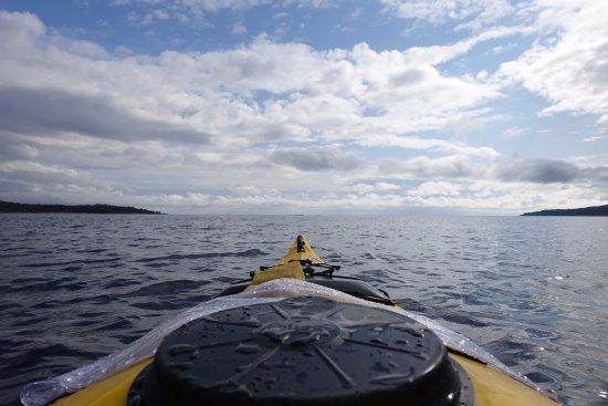 Härnösand, Svezia: On the sea