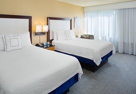 Montvale, نيو جيرسي: Double/Double Guest Room