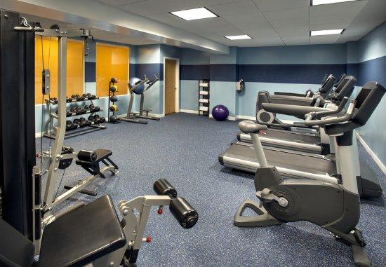 فور بوينتس شيراتون - بلاينفيو: Fitness Center