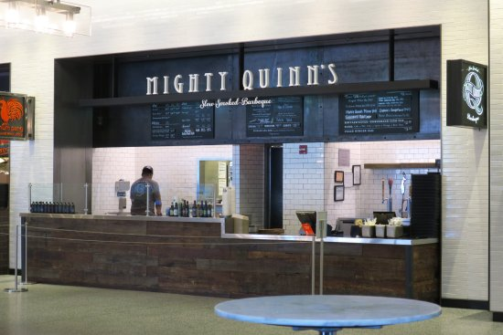 Mighty Quinn's Barbeque: 店構え