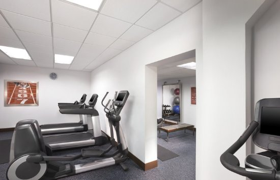 Four Points by Sheraton Kansas City - Sports Complex: Fitness Center