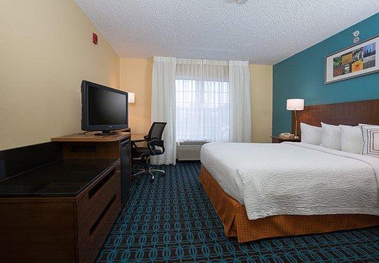 The Woodlands, TX: Queen Guest Room