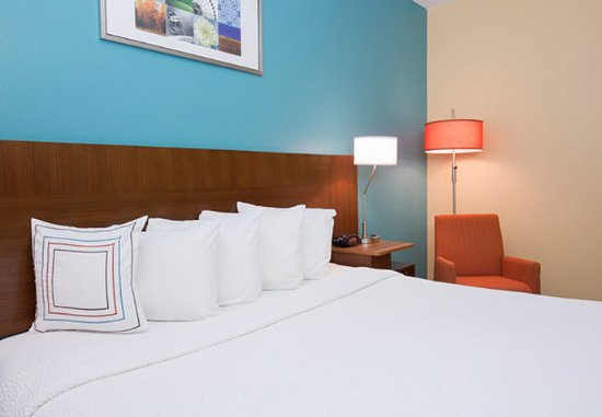 The Woodlands, TX: King Guest Room