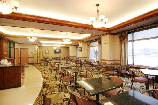 Moline, IL: Breakfast Room