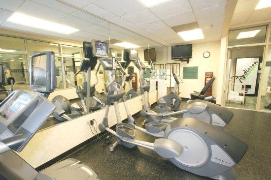 Moline, IL: Fitness Room